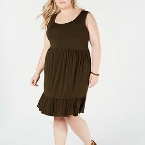 Style & Co Plus Size Sleeveless Dress Size 3X